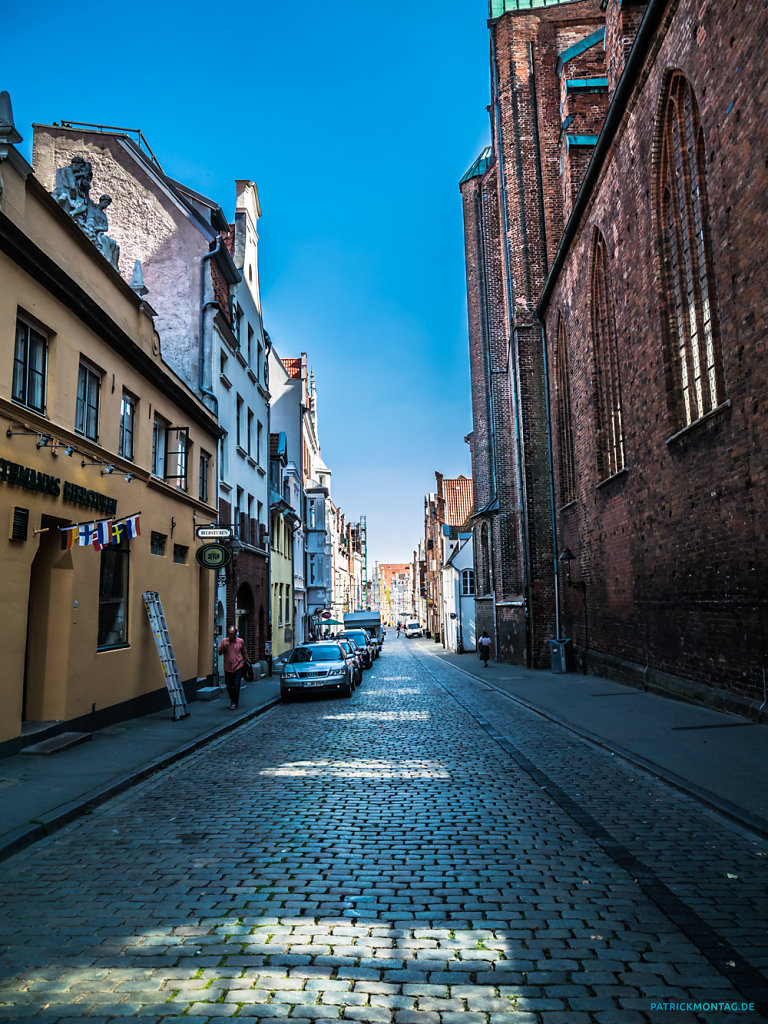 Lübeck & Hamburg